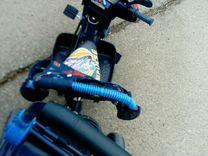 Велосипед + самокат