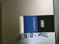 Голосовой VoIP адаптер Linksys PAP2T
