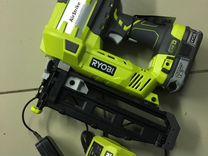 Аккумуляторный степлер Ryobi ONE+ R18N16G