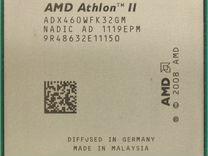 Процессор AMD Athlon II X3 460 AM3