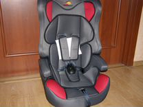 Новые автокресла для детей 9 мес.- 12 лет LB-513-С