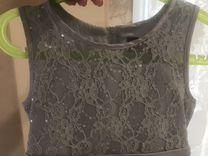 Платье. Нарядное платье. 122 р