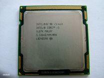 Intel Core i5-660 i5 660 3.33 ггц, соккет LGA1156