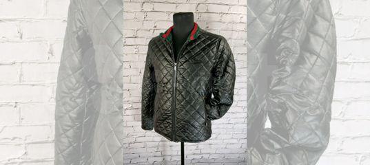 0e3e37b4db00 Gucci-Black Мужская куртка купить в Москве на Avito — Объявления на сайте  Авито