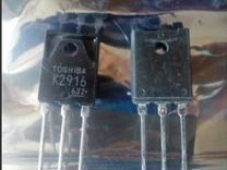Полевой транзистор toshiba k2916