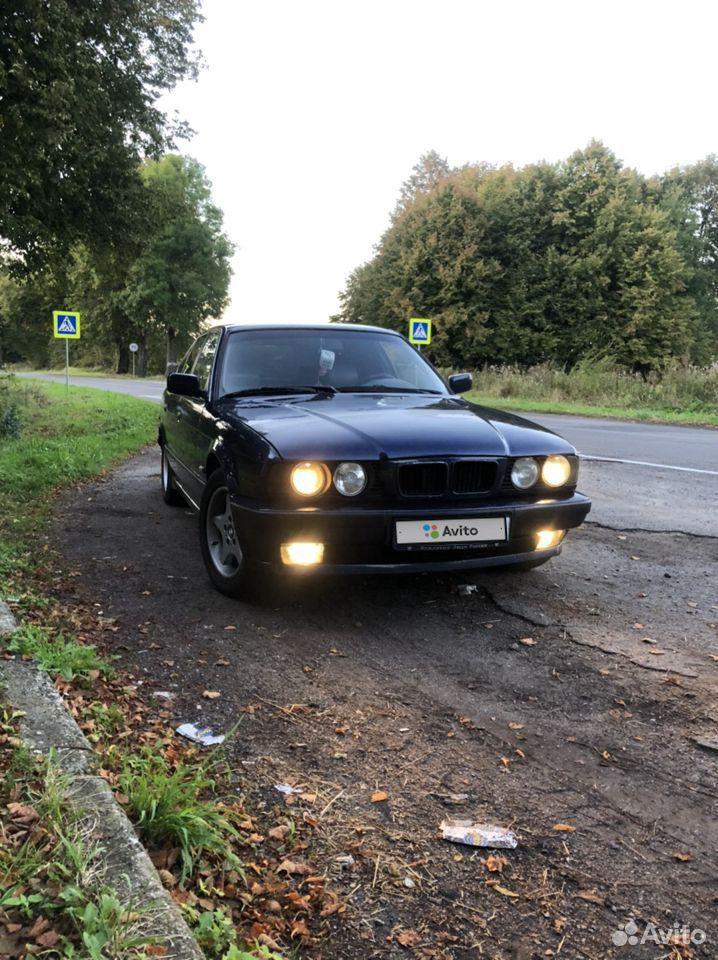 BMW 5 серия, 1992  89097810175 купить 2