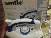 Утюг дорожный Smile Sl 1802