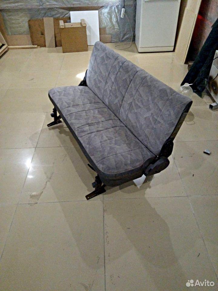 Пассажирское кресло на Nissan Vannet  89142071031 купить 1