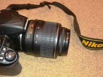 Фотоаппарат D3100