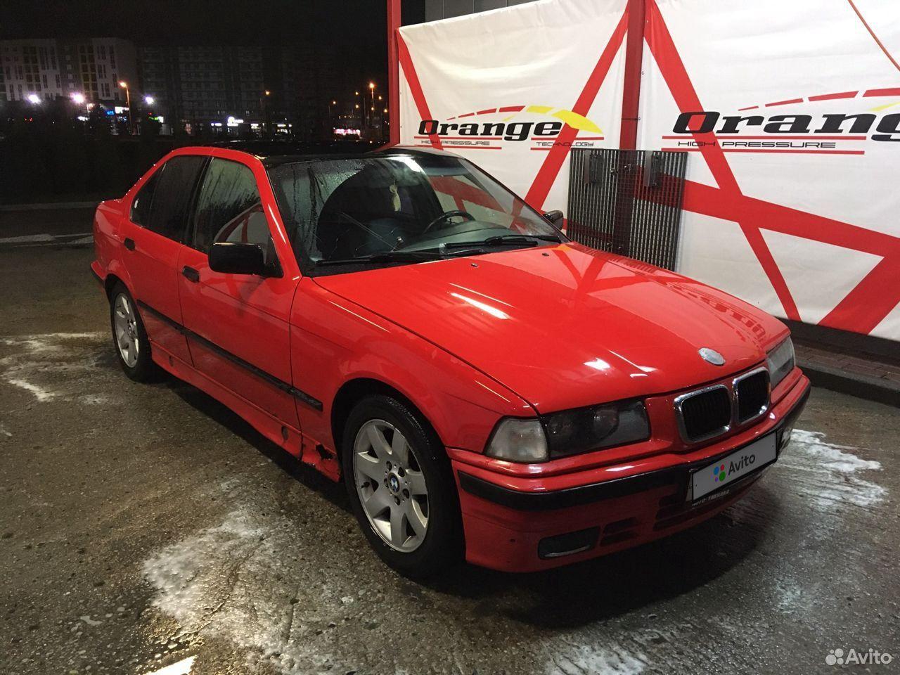 BMW 3 серия, 1992  89521112626 купить 4
