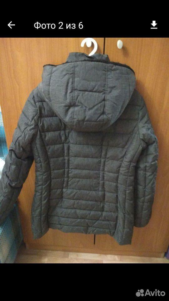 Куртка зимняя Calvin Klein р-р M  89122311294 купить 2