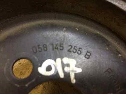 """Шкив насоса гур VW Passat(B5) 1.6л """"AHL"""""""