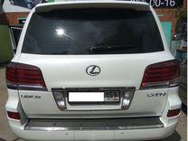 Фаркоп Лидер-плюс для Lexus LX 570 — Запчасти и аксессуары в Перми