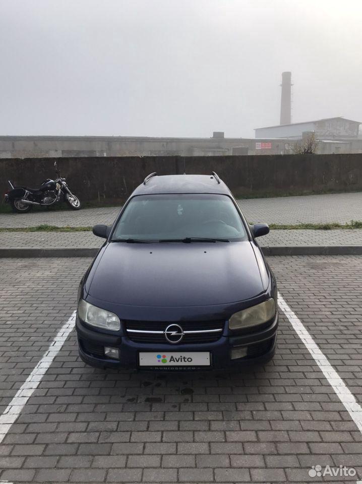 Opel Omega, 1998  89097965498 купить 1