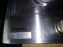 Встраиваемая газовая варочная поверхность SAMSUNG