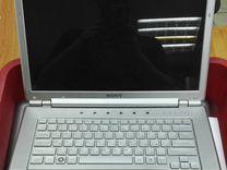 Ноутбук Sony на запчасти крк