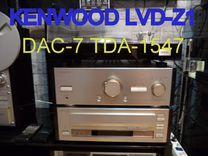 Kenwood LVD-Z1 TDA1547 (DAC7) Hi-End