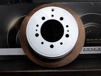 Тормозные диски Toyota Land Cruiser 200 Lexus 570 — Запчасти и аксессуары в Новосибирске