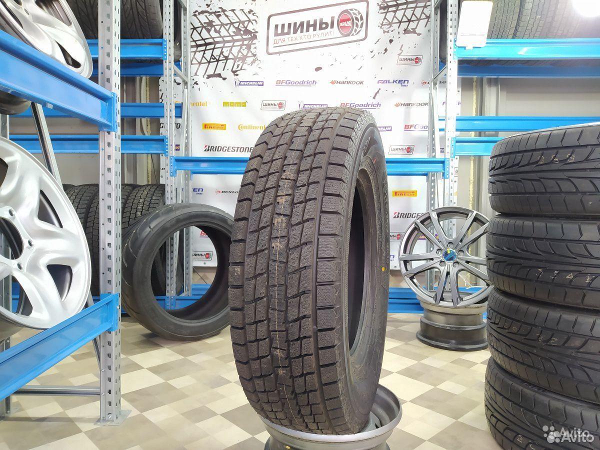 Зимние шины Goodyear Ice Navi SUV 225/70R16 103Q