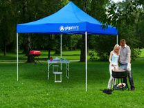 Быстросборный шатер палатка Доставка