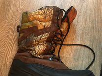 Ботинки охотничьи хсн тундра
