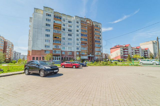 недвижимость Калининград район бульвар Франца Лефорта 20
