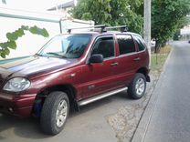 Багажник Chevrolet Niva / Рашпилевская 272