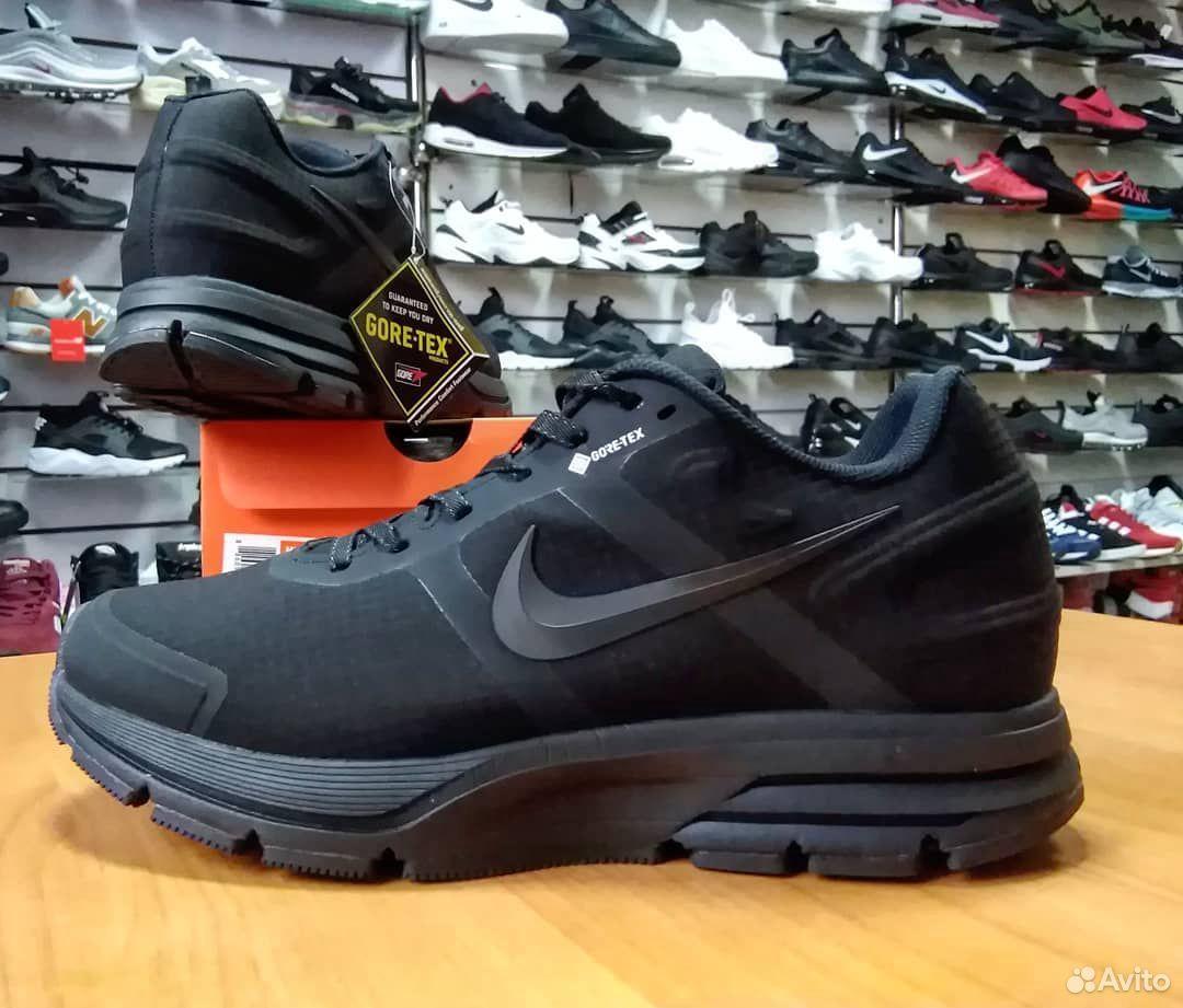 Кроссовки Nike (Gore-Tex)