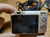 Компактный цифровой фотоаппарат Sony Cyber-shot — Бытовая электроника в Первоуральске