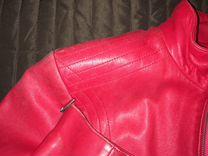 Кожаная куртка apriori — Одежда, обувь, аксессуары в Москве