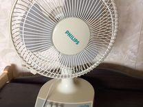 Вентилятор настольный Philips