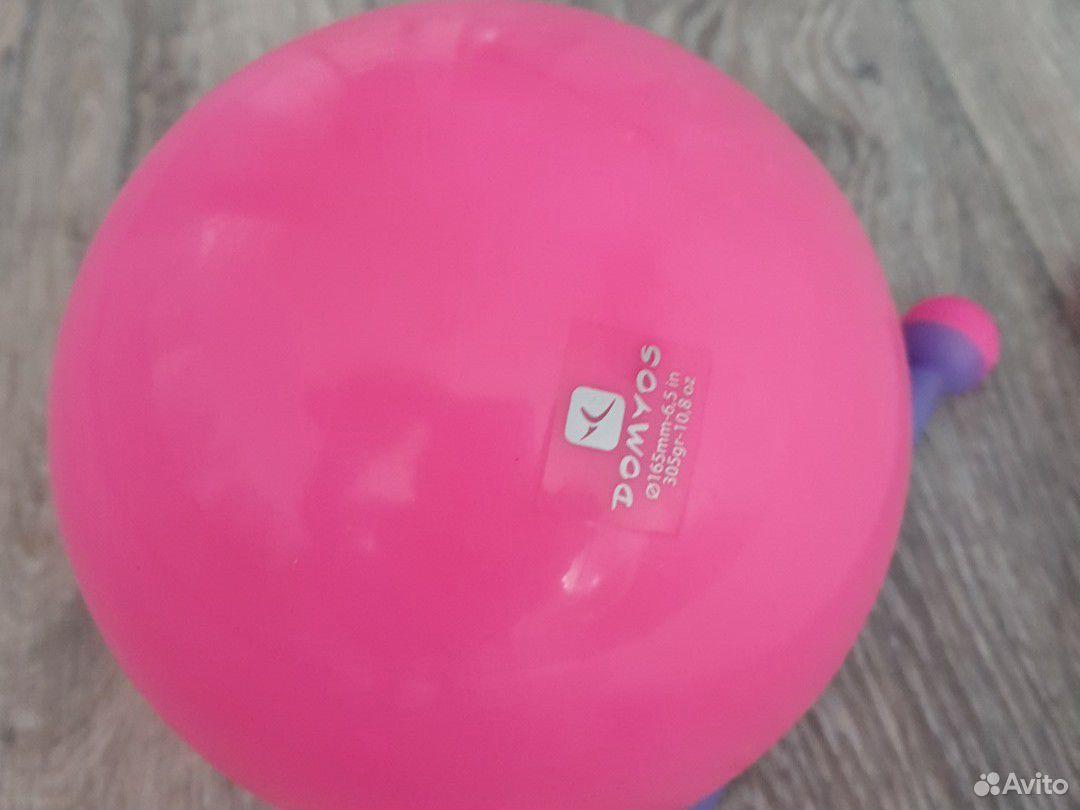 Булава, мяч