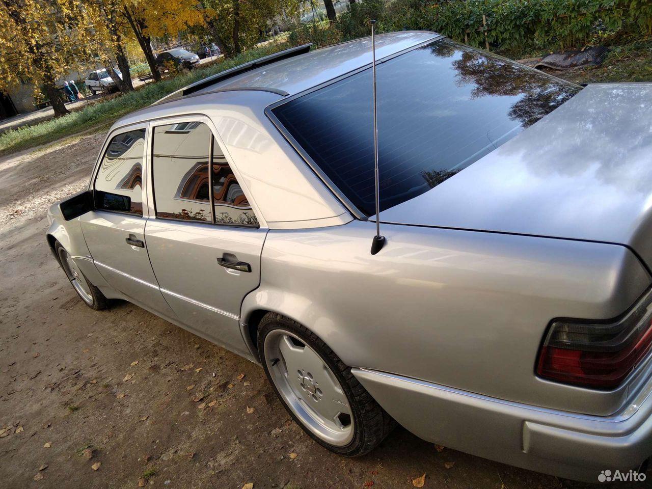 Mercedes-Benz W124, 1993  89634233411 купить 1