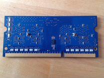 Оперативная память Hynix ddr3 1699 so-dim 2gb — Товары для компьютера в Перми