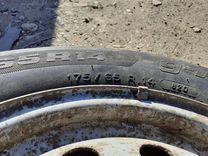 Продам колеса R14 — Запчасти и аксессуары в Саратове