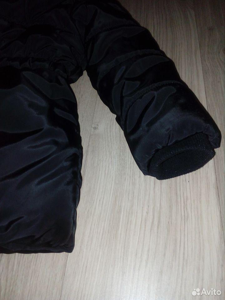 Куртка H&M холодный деми 104 и 110 р-р  89528067023 купить 7
