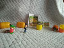 Киндер игрушки ретро