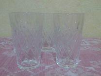 Хрустальная посуда: стаканы, бокалы, рюмки, наборы