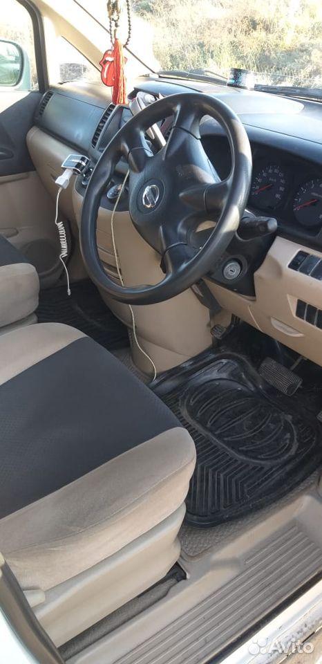 Nissan Serena, 2002  89098100559 купить 9