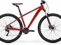 Merida Велосипед Big.Nine 80-D Красный L (2019)