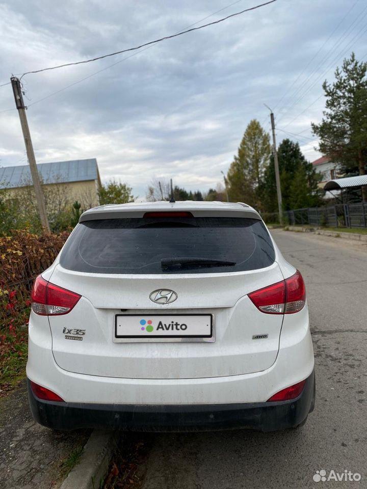 Hyundai ix35, 2014  89343431904 купить 3
