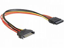 Удлинитель кабеля питания SATA Cablexpert CC satam