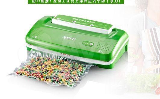 вакуумный аппарат для продуктов авито