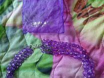 Ожерелье фиолетовое Орифлейм