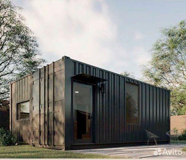 Контейнер дом (5х6м), Офис, Павильон, глемп  89530080396 купить 1