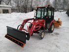 Минитрактор, трактор branson 2500