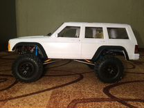 Игрушка Jeep cherokee RC 1:10