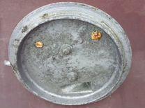 Крышка от молочного бидона (поддойника)