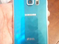 SAMSUNG galaxy s 6 голубой 3/32 есть обмен