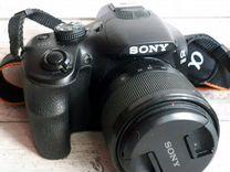 Системный фотоаппарат Sony Alphа A3500